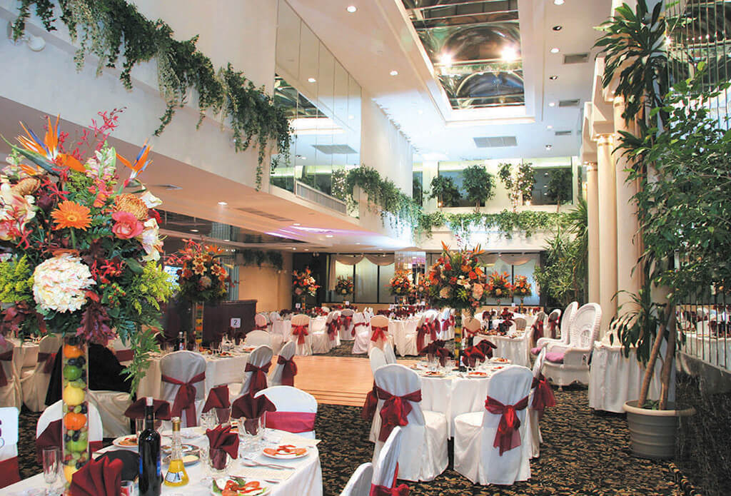 NY Wedding Venue And Reception Hall Seperator Services