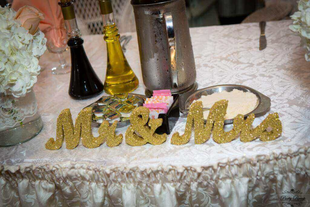 wedding event planning services