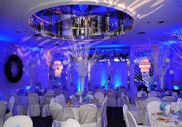 Siricos Caterers Sweet 16 Party Venue