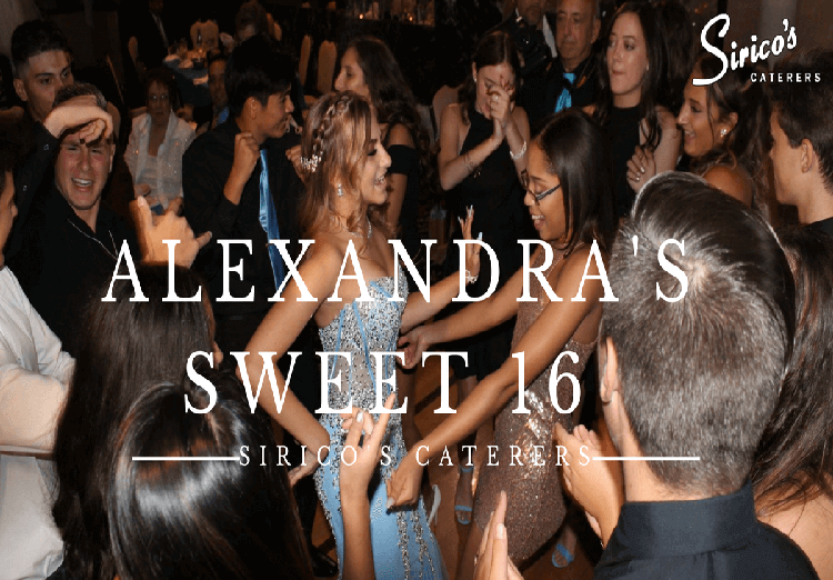 Alexandra Sweet 16 Party