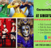 Annual Carnevale Mardi Gras Event at Siricos